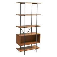 "Clark 69.75"" Etagere Bookcase"