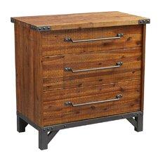 Lancaster 3 Drawer Dresser