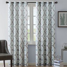 Ankara Single Curtain Panel