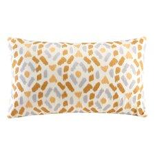Auden Embroidered Lumbar Pillow