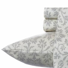 Jayden Gray Flannel Sheet Set