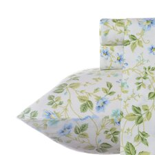 Spring Bloom 300 Thread Count 100% Cotton Sheet Set