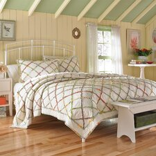 Ruffled Garden 5 Piece Daybed Cover Set