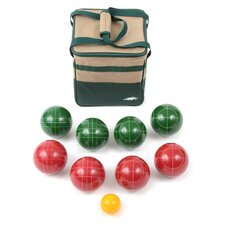 107 MM Tournament Resin Bocce Set