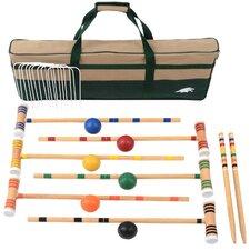 Premier 6 Player Croquet Set