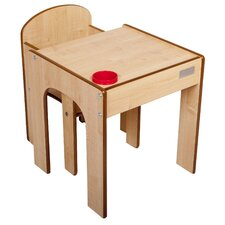 FunStation Toddler 2 Piece Table and Chair Set