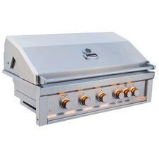 """42"""" Ruby Grill with 5 Burner and IR"""