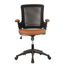 Techni Mobili Mid-Back Mesh Office Chair