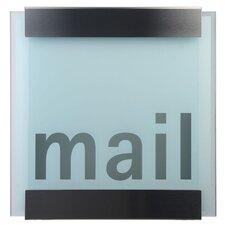 Regengeschützter Briefkasten Glasnost