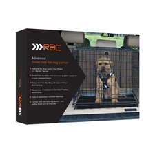 Rac Advanced Fold Flat Crate with Mattress & Bandana