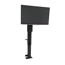 "Whisper Lift II Pro Swivel Motorized Floor Stand Mount for 33""-68"" Flat Panel Screens"