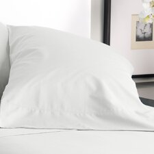 300 Thread Count Solid Pillowcase (Set of 2)