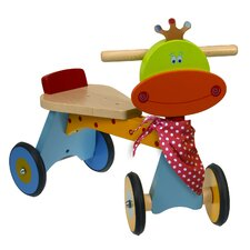 Dunk the Duck Push/Scoot Ride-On