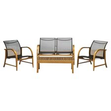 Amazonia Jersey 4 Piece Seating Group