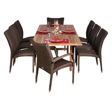 Normandie 9 Piece Dining Set