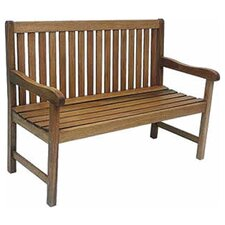 Milano Wood Garden Bench