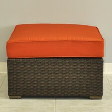 Miami Atlantic Sectional Ottoman with Cushion