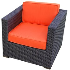 Aventura Arm Chair with Cushion (Set of 2)