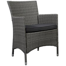 Atlantic Liberty Deluxe Arm Chair with Cushion (Set of 2)
