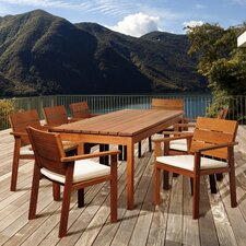 Amazonia 9 Piece Dining Set