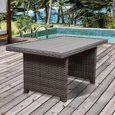 Atlantic Cameron Low Patio Dining Table