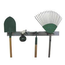 Pegboard Strip Garden Tool Organizer Kit