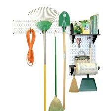 Pegboard Garden Tool Board Organizer Kit