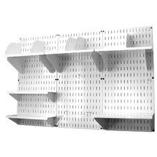 Office Wall Mount Desk Storage and Organization Kit