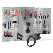 Pegboard Basic Tool Organizer Kit