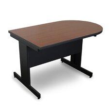 "Vizion 48"" x 30"" Peninsula Classroom Table"