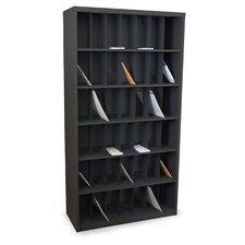 Mailroom Vertical Sorter with 42 Pockets