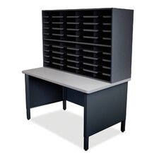 Mailroom 40 Slot Organizer