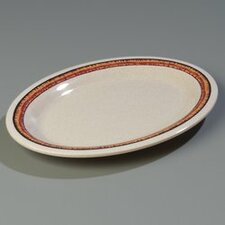 Durus® Melamine Oval Platter (Set of 12)