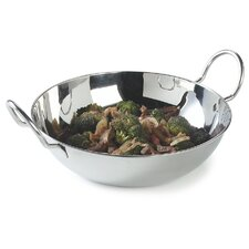 Stainless Steel Balti Dish (Set of 12)