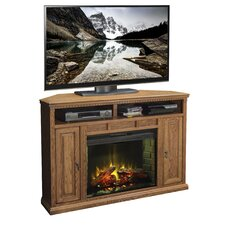 Scottsdale TV Stand with Electric Fireplace