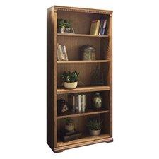 """Scottsdale Oak 72.13"""" Standard Bookcase"""