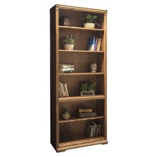 "Scottsdale Oak 84.13"" Standard Bookcase"