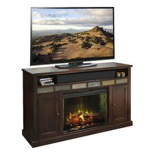 Fire Creek TV Stand with Electric Fireplace