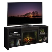 Urban Loft TV Stand with Electric Fireplace