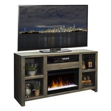 Joshua Creek TV Stand with Electric Fireplace