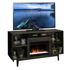Vine TV Stand with Electric Fireplace