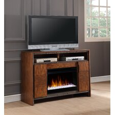 Maud TV Stand with Electric Fireplace