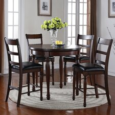 Breckenridge 5 Piece Dining Set