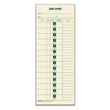 Manila Job Card (Set of 500)