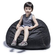 Denim Kids Club 2.5' Bean Bag Chair