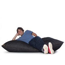 Denim 5.5' Pillow Saxx Bean Bag Lounger