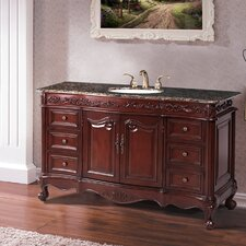 """56"""" Single Bathroom Vanity Set"""
