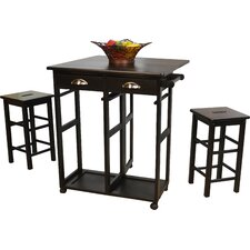 Folding Portable Bars Amp Bar Sets Wayfair