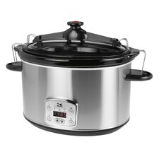 8 Qt. Digital Slow Cooker