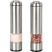 2 Piece Salt & Pepper Grinder Set